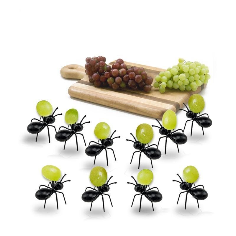 Worker Ants Party Pic Forks