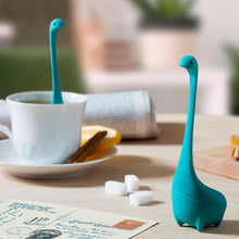 Load image into Gallery viewer, Baby DIno Loose Leaf Tea Infuser