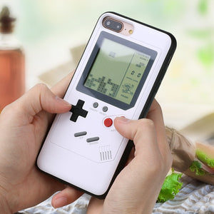 Gamers Gameboy Console iPhone Case