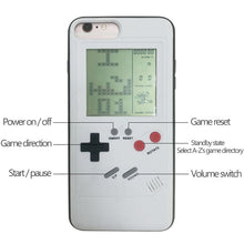 Load image into Gallery viewer, Gamers Gameboy Console iPhone Case