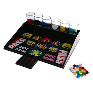 Classic Shot Glass Drinking Board Game