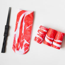 Load image into Gallery viewer, Meat Feet Socks - A Feast Fit For A Foot