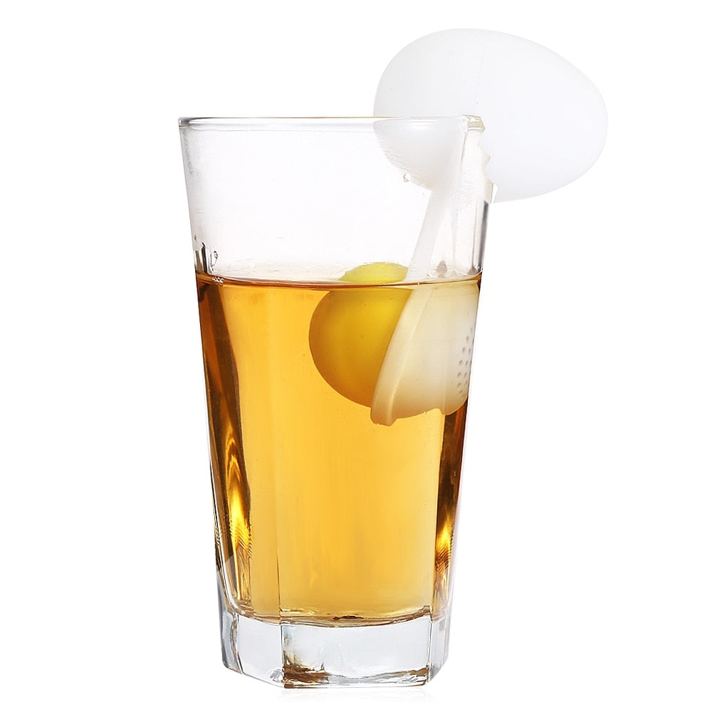 Egg Loose Leaf Tea Infuser