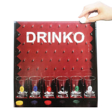 Load image into Gallery viewer, Drinko Shot Glass Drinking Game