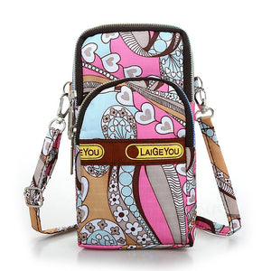 Cross-body Mobile Phone Bag