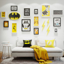 Load image into Gallery viewer, Multi Frame Wall Gallery Kit - Bat Boy