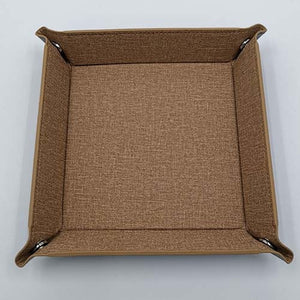 Valet Collapsible Tray - Linen