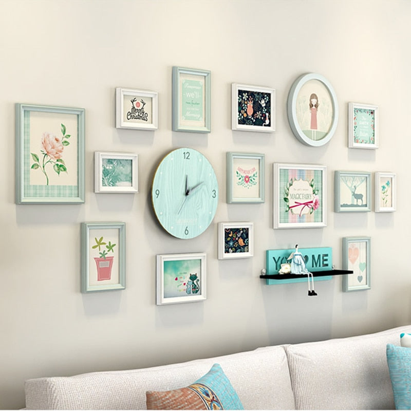 Multi Frame Wall Gallery Kit - California Dreaming