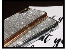 Load image into Gallery viewer, Diamond Glitter iPhone Case