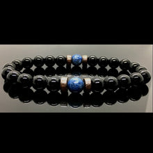 Load image into Gallery viewer, Natural Moonstone Bead Tibetan Buddha Bracelet