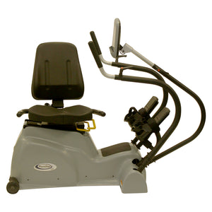 Refurbished/Used PhysioStep LXT Recumbent Linear Cross Trainer - Compare to Used a NuStep Recumbent Cross Trainer