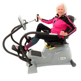 PhysioStep LXT Recumbent Linear Stepper Cross Trainer
