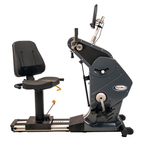 PhysioMax Upper Body Ergometer and Recumbent Bike