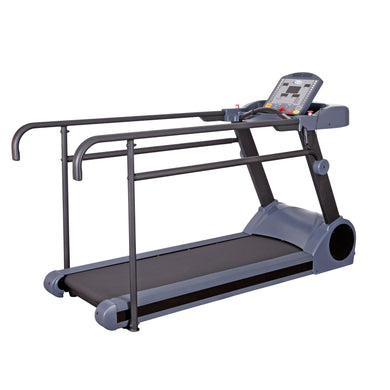 PhysioMill Rehabilitation Treadmill - 500 Lbs User Weight - 0.1 MPH Start - Reverse Belt - Physical Therapy and Cardiac Rehab