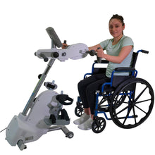 OmniTrainer Plus Height Adjustable Legs -Active and Passive Exercise Trainer for Arms or Legs
