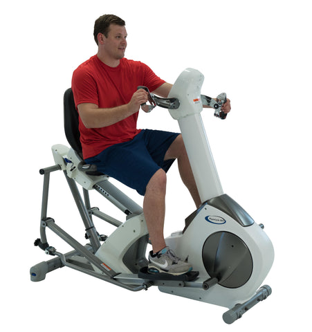 PhysioCycle RXT Seated Elliptical/ Recumbent Stepper UBE Total Body Cross Trainer