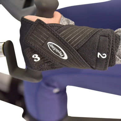 Velcro Hand Grip Accessory for Exercise - One Side