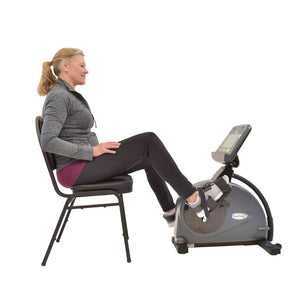 PhysioTrainer PRO Electronically Controlled Upper Body Ergometer - Wheel Chair Exercise Arm Bike