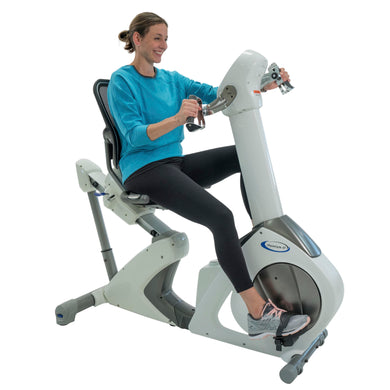 PhysioCycle XT Recumbent Bike and Upper Body Arm Bike