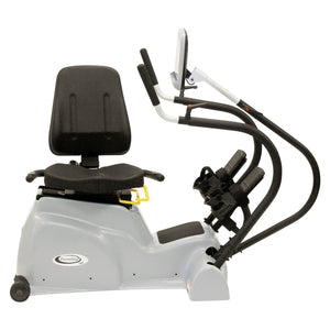 PhysioStep LXT Recumbent Linear Cross Trainer with Swivel Seat