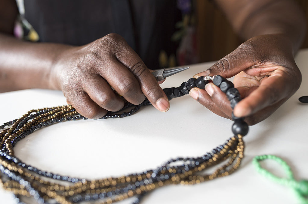 Betty is an Entrepreneur in Melbourne who handmakes jewellery