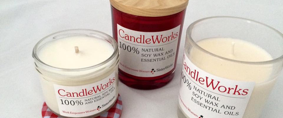 Shop handmade soy candles