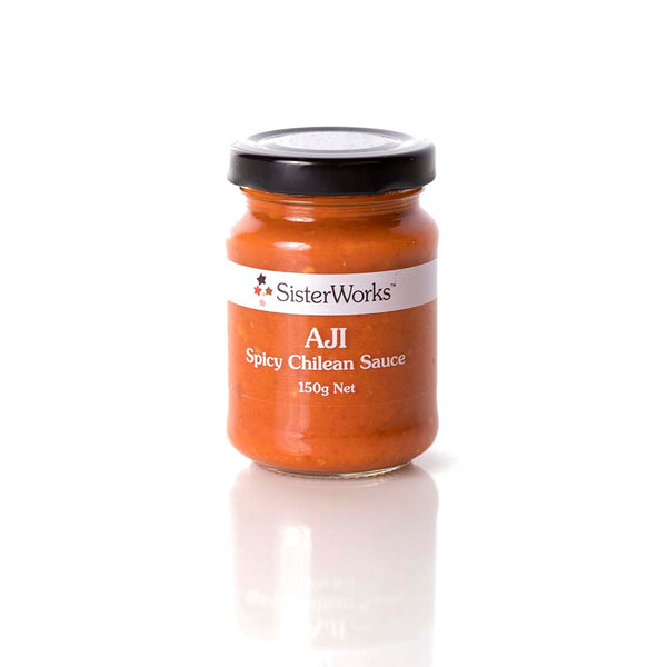 AJI Spicy Chilean Sauce
