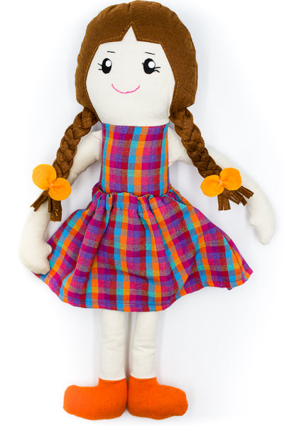 Lak - Doll Tartan Dress
