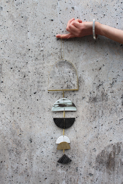 Wall Hanging - Black 2