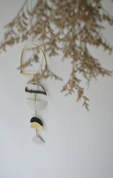 Wall Hanging - White 4