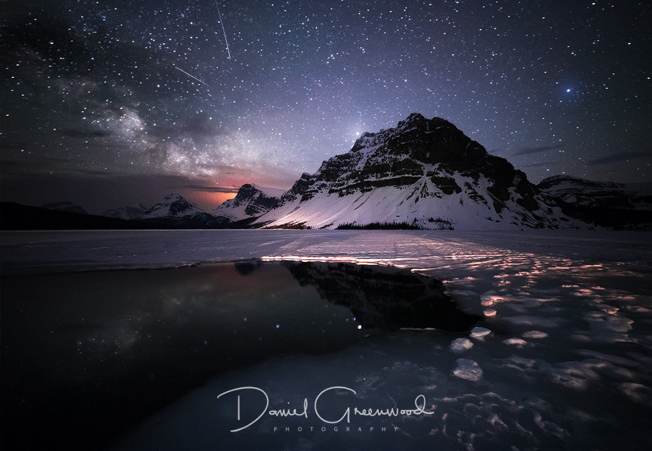 Fine Art Landscape photograph titled Starlight