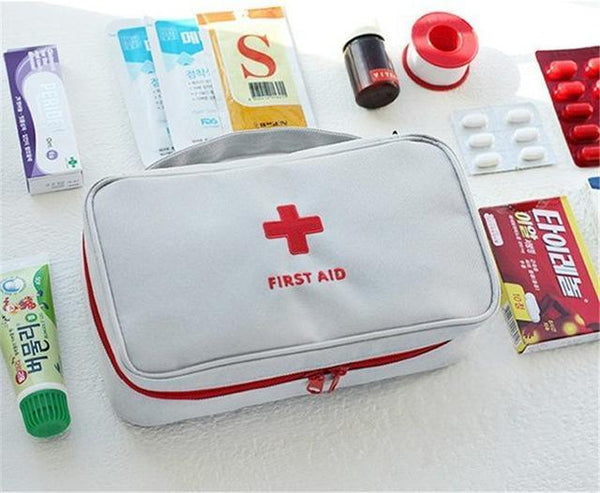230X130X75Mm Outdoor First Aid Emergency Medical Kit Survival Bag - Medicine Kit