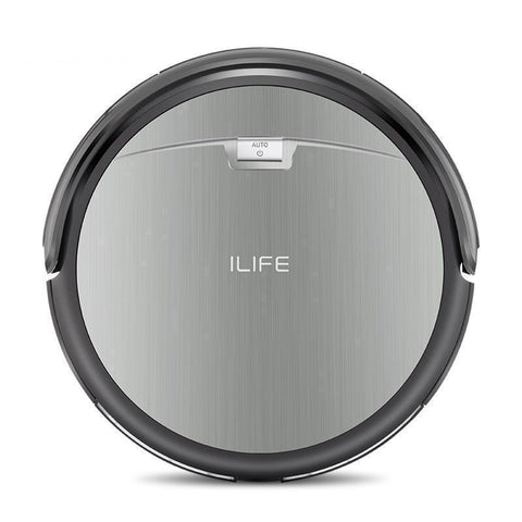 Ilife A4S Robot Vacuum Cleaner With 1000Pa Power Suction For Thin Carpet-DIGDU-DIGDU