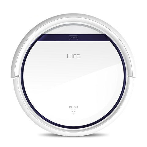 Ilife V3S Pro Robot Vacuum Cleaner, Home Household 600Pa Suction - Sweep Machine-DIGDU-DIGDU