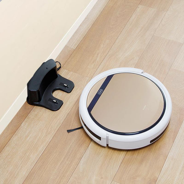 Ilife V5S Pro Intelligent Robot Vacuum Cleaner With 1000Pa - Suction Dry And Wet Mopping-DIGDU-DIGDU