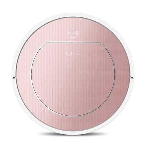 Ilife V7S Pro Robot Vacuum Cleaner With Self-Charge - Wet Mopping For Wood Floor-DIGDU-DIGDU