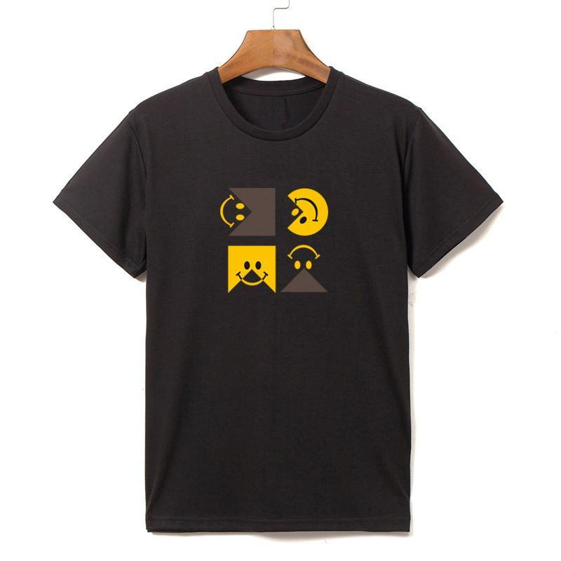 Mens O Neck Short Sleeved It Symbol T Shirt Design T Shirt Plus