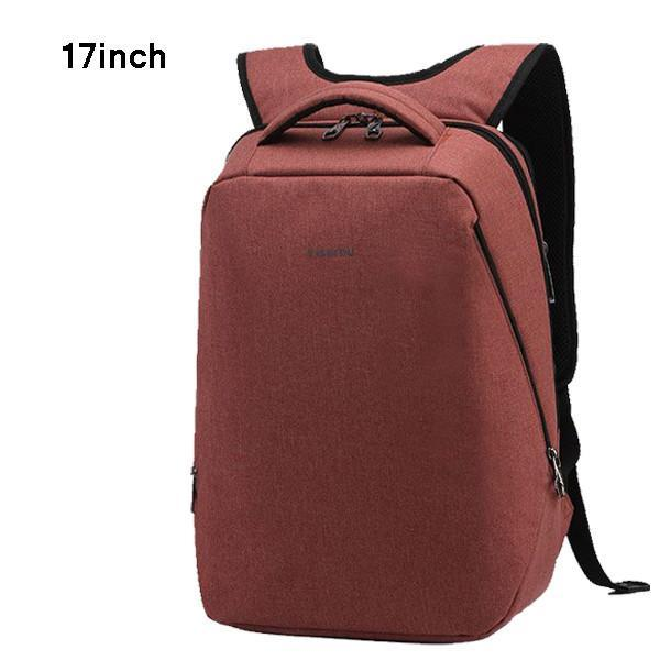 "Tigernu Brand Cool Urban Backpack Men Unisex Light Slim Minimalist Fashion Backpack Women 14"" 15"" Laptop Backpack School Bag-DIGDU-DIGDU"