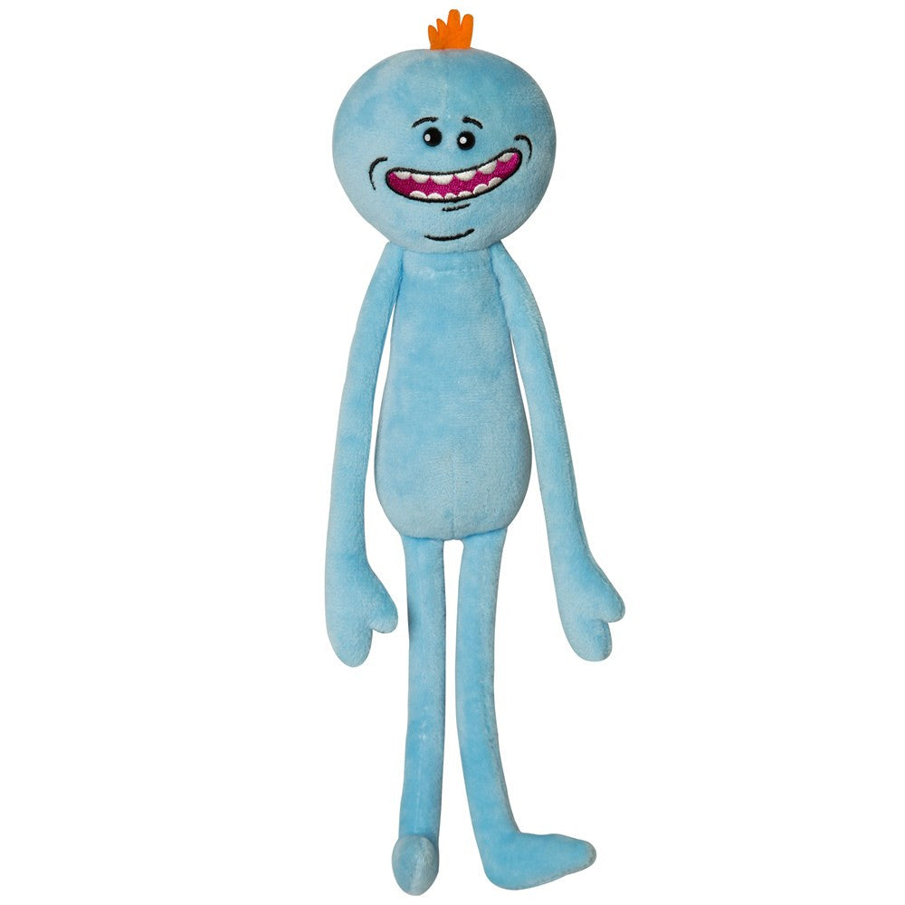 Rick and Morty Toys Happy & Sad Mr Meeseeks Stuffed Doll Plush Toy