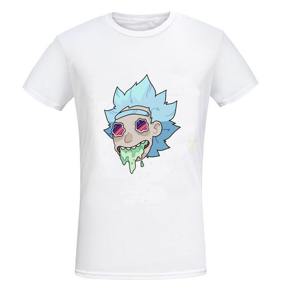 Mens Rick And Morty Free Rick Shirt