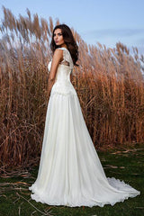 Ricca Sposa One-shoulder Bridal Ball Gown