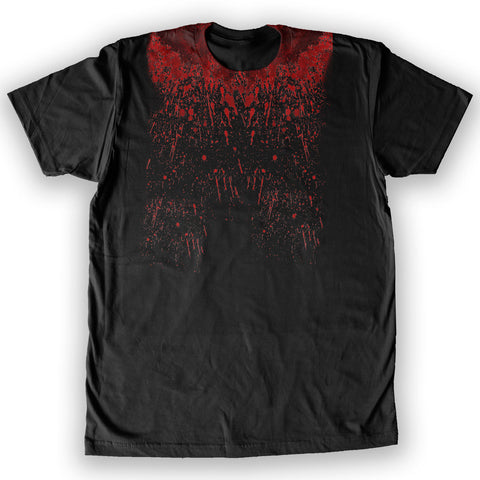 Death By Novelty - Bloody Collar Costume Men's Costume T-Shirt