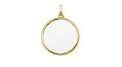 Stow Gold Locket - Large