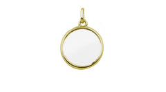 Stow Gold Locket - medium