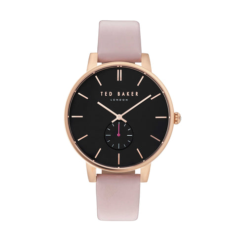 Ted Baker Olivia rose gold watch