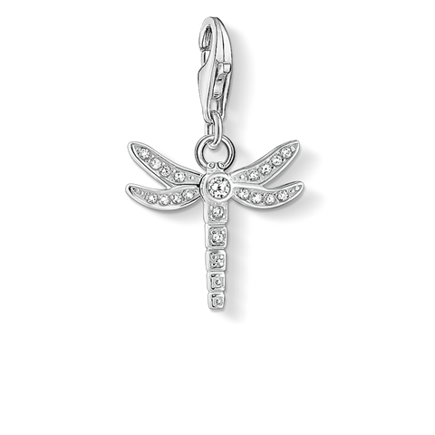 CHARM PENDANT DRAGONFLY