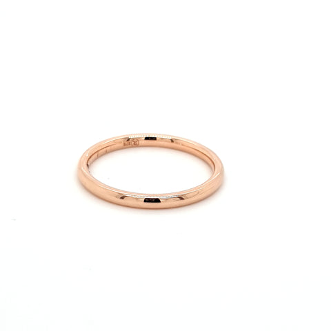 Rose Gold Stacker