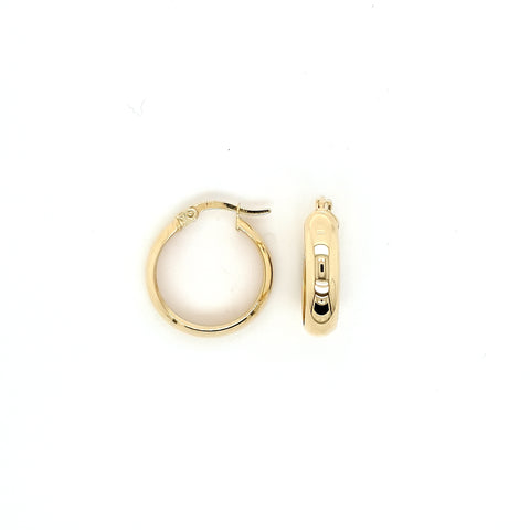 Hoops YG -  15mm