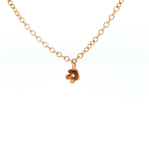 Forget Me Not Bracelet - Rose Gold