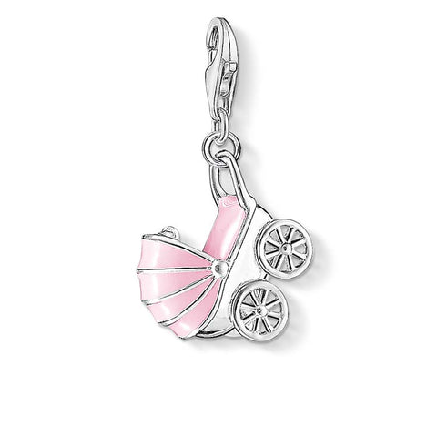 CHARM CLUB -  Baby Stroller Pink